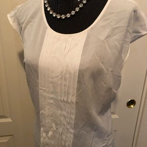 Women's Limited white shell size large